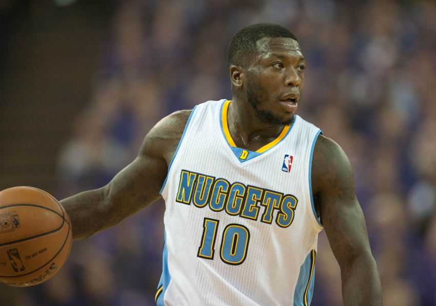 Behind The Scenes of Nate Robinson's 1st Season in Denver