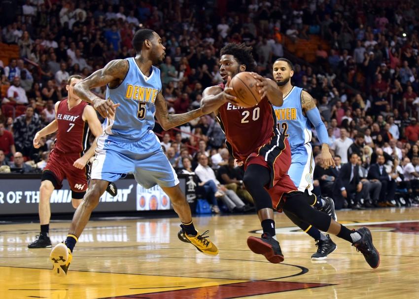 Game Preview: Heat begin road trip in Denver