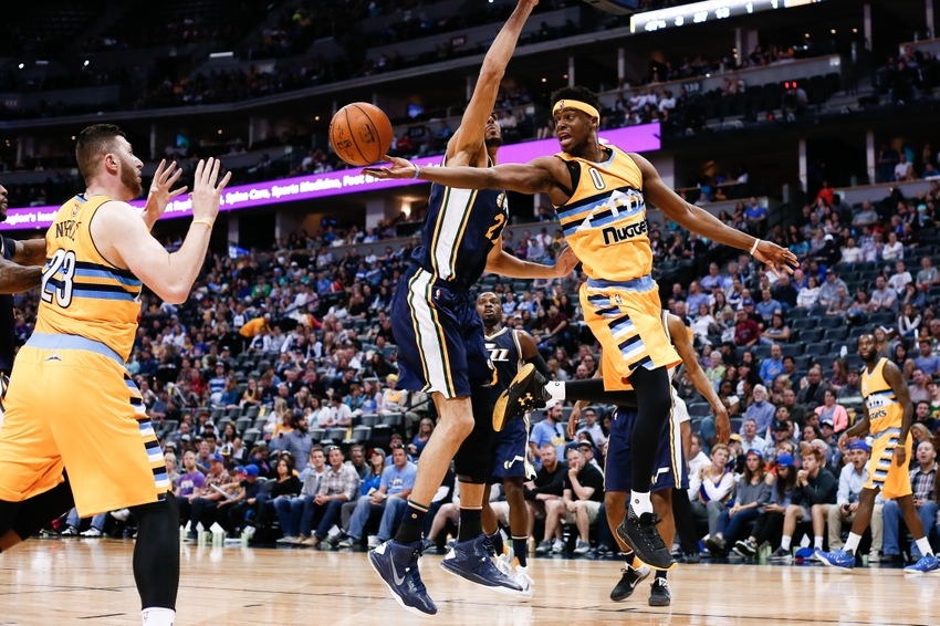 Hill scores 22 in return, Jazz beat Nuggets 108-83