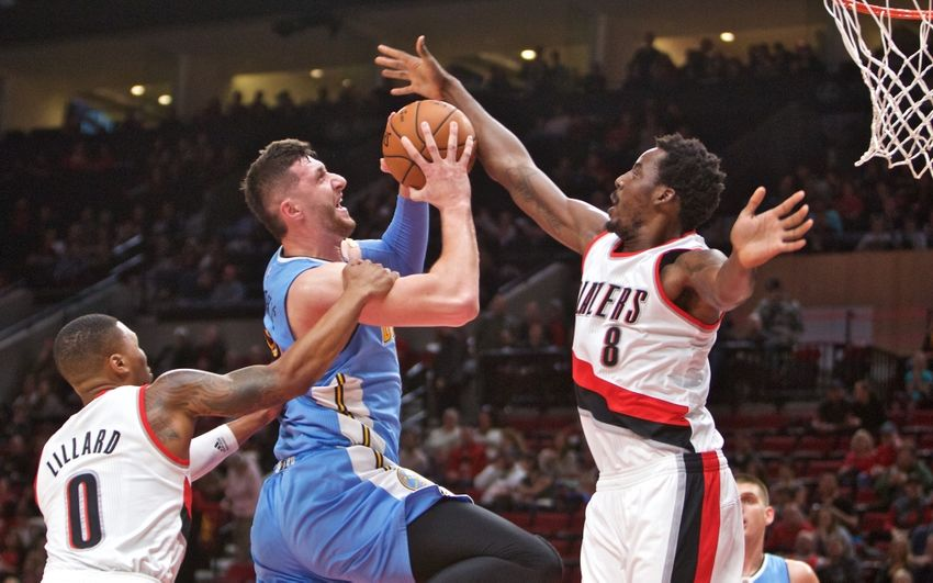 Jusuf Nurkic s Early Stats Place Him in Elite Company  c866e145d