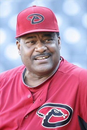 Don Baylor is leaving the D'backs to become the hitting coach for the Los Angeles Angels. Credit: Charles LeClaire-USA TODAY Sports