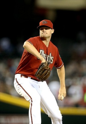 Matt Reynolds and the D'backs avoided arbitration. Credit: Mark J. Rebilas-USA TODAY Sports