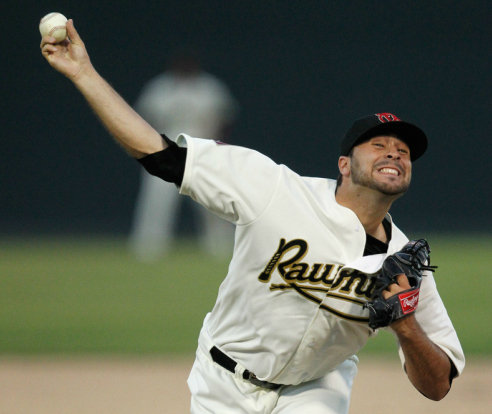 Anthony Meo is the D'backs' #8 prospect. Credit: al.com
