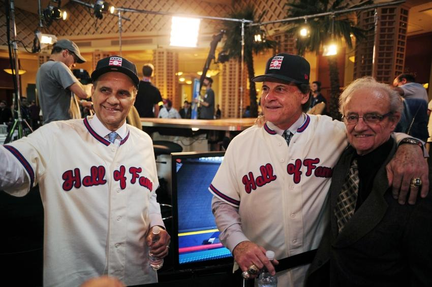 Who will be Tony LaRussa's first D'back draft pick? Credit: David Manning-USA TODAY Sports