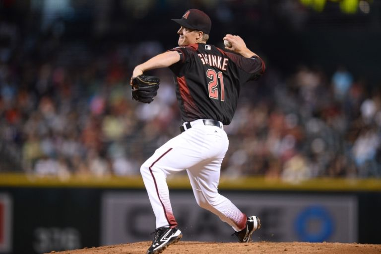 Arizona Diamondbacks - Greinke stopped in sixth, drops decision to Giants
