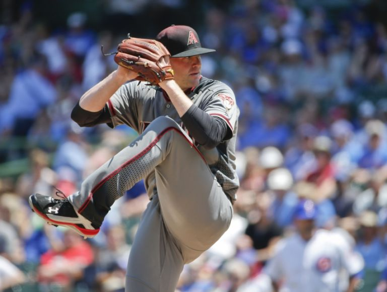 Arizona Diamondbacks - Bradley takes early exit, losses toGiants