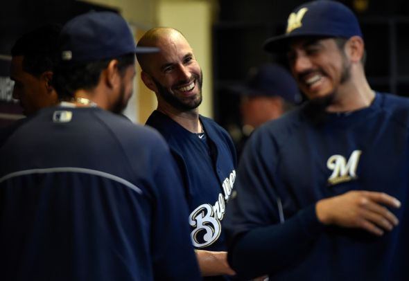 MLB: Toronto Blue Jays at Milwaukee Brewers