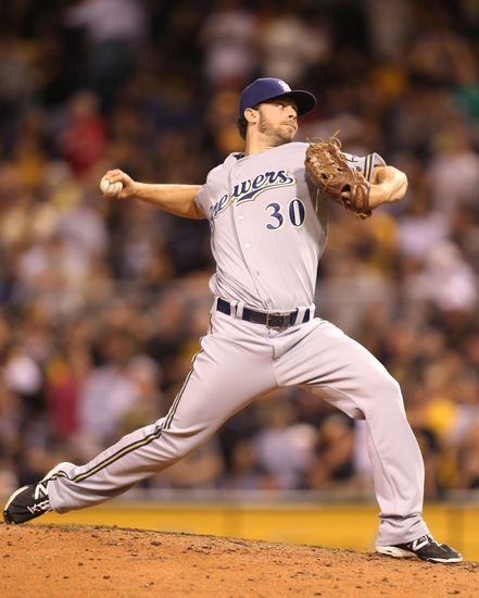 Mike Fiers Brewers: Milwaukee Brewers Option Tyler Thornburg To AAA, Recall
