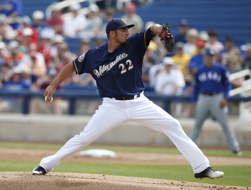 Matt-garza-mlb-spring-training-texas-rangers-milwaukee-brewers