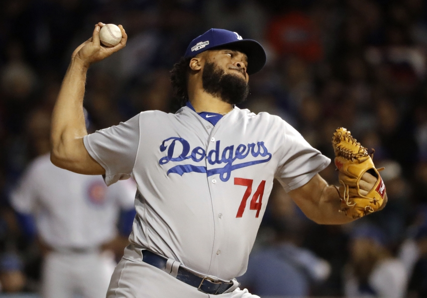 9626244-kenley-jansen-mlb-nlcs-los-angeles-dodgers-chicago-cubs