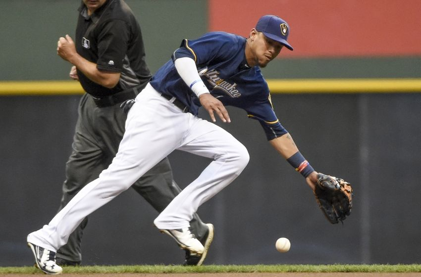 6f50103db Milwaukee Brewers  How New Additions Fit into the Infield