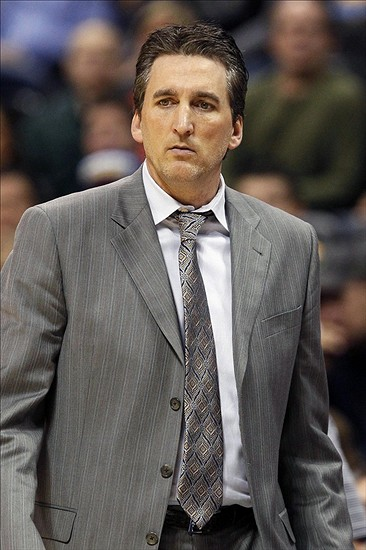 Vinny Del Negro Wins NBA's Western Conference Coach of the Month