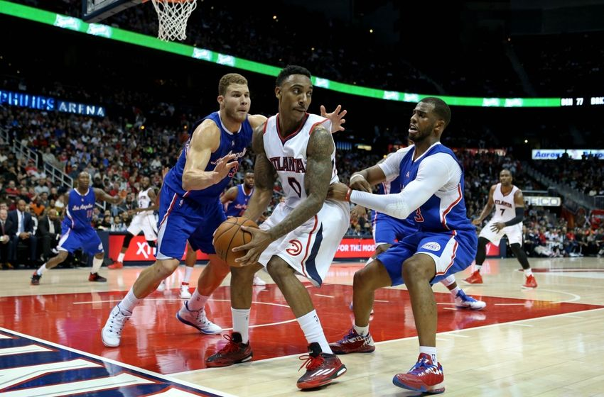 Chris Paul Hawks Clippers-Hawks Preview