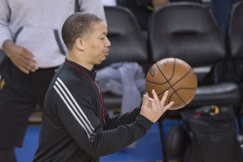 Clippers' Doc Rivers plays major role for Cavs' Tyrone Lue