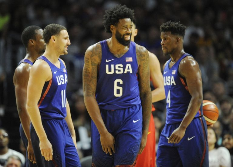 Jimmy-butler-klay-thompson-deandre-jordan-basketball-usa-basketball-exhibition-game-china-usa-768x551