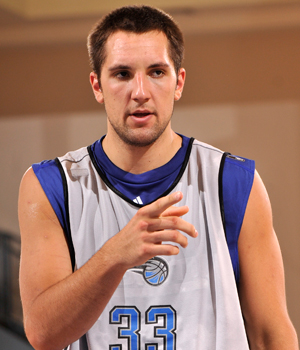 Ryan Anderson has looked right at home in Orlando during the Summer League so far.