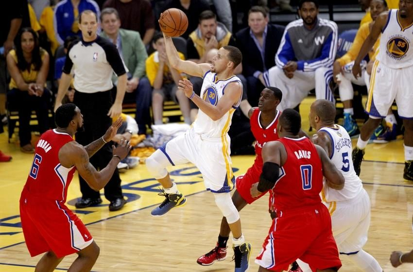 NBA Playoffs Warriors Vs Clippers 2014 on Nba Stephen Curry Memes