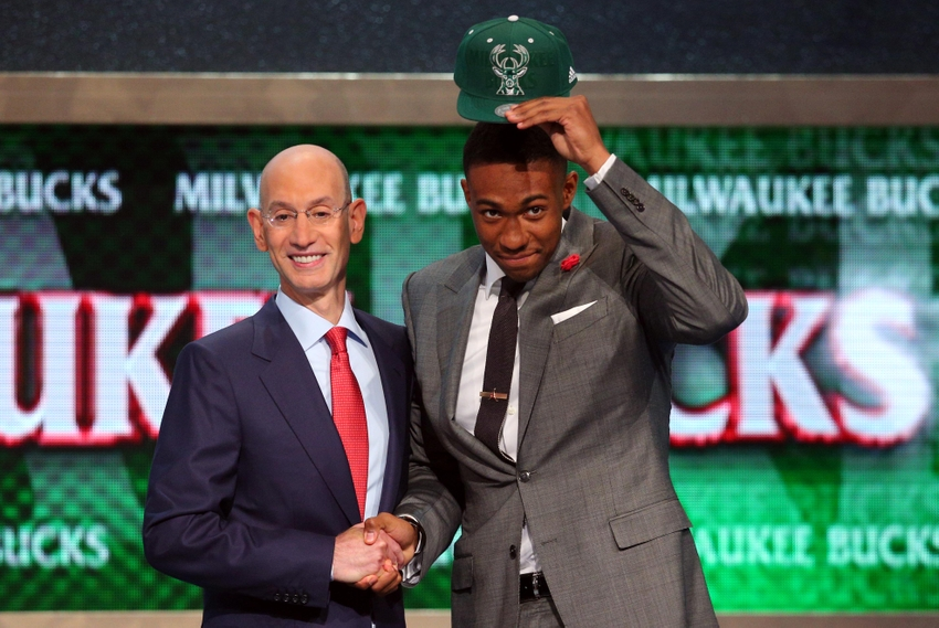 2014 NBA Draft Night Recap and Running Diary Jabari Parker Nba Draft