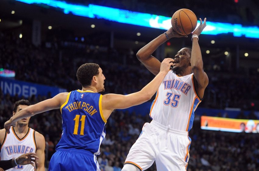 Warriors Receiving Some Buzz As Destination For Kevin Durant