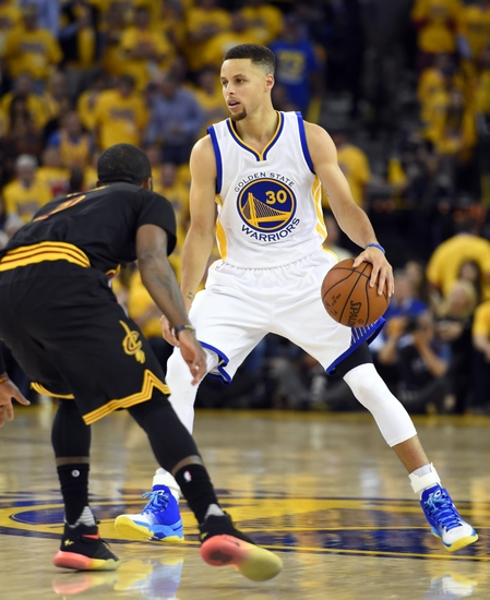 Golden State Warriors Vs Cleveland Cavaliers: Three