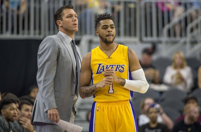 NBA: Preseason-Sacramento Kings at Los Angeles Lakers