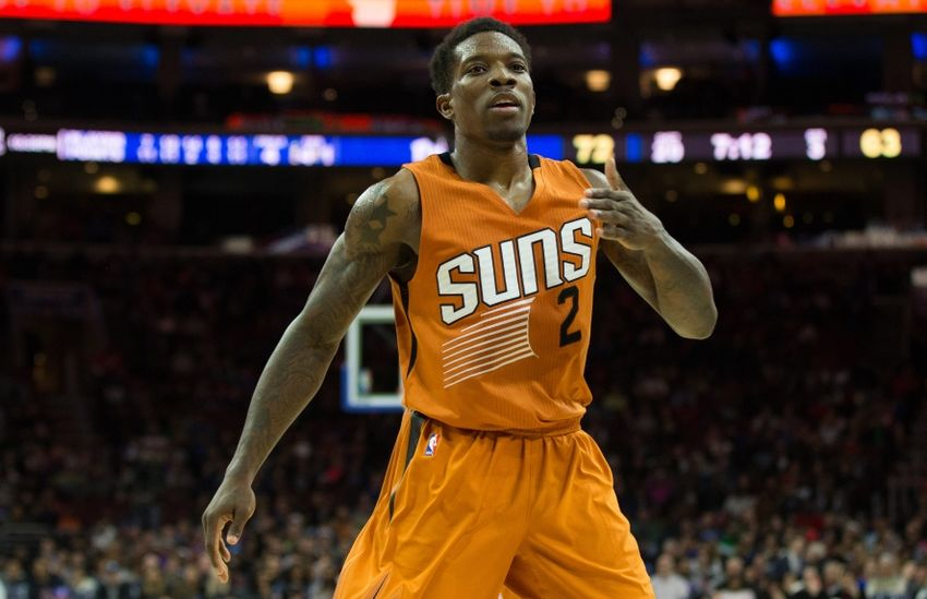Nov 19, 2016; Philadelphia, PA, USA; Phoenix Suns guard <a rel=
