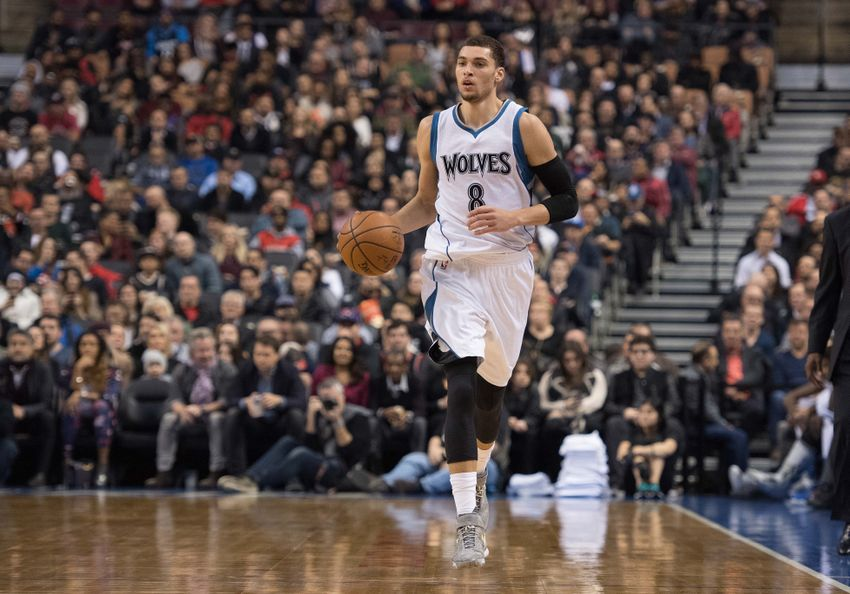 Minnesota Timberwolves: Is Zach LaVine Outplaying Andrew ...