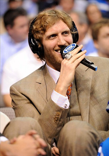 Dirk Nowitzki Minnesota Timberwolves at Dallas Mavericks