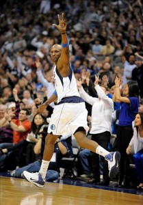 Lamar Odom Utah Jazz at Dallas Mavericks