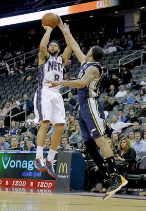 NBA: Utah Jazz at New Jersey Nets