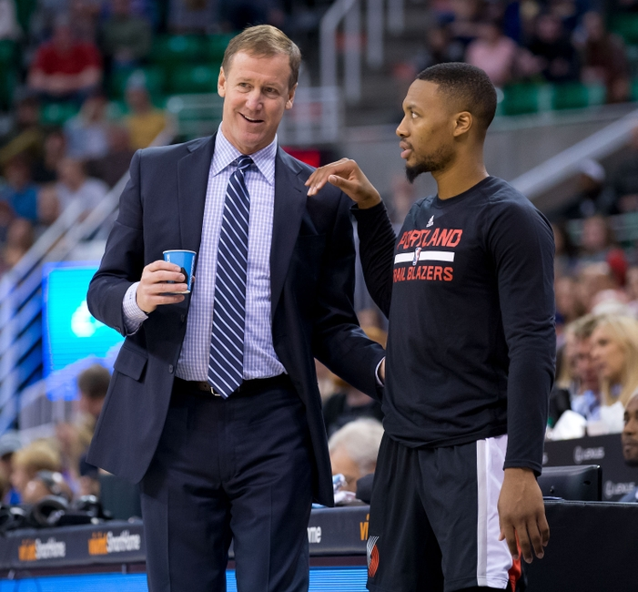 Portland Trail Blazers Coach: Terry Stotts Talks Dirk Nowitzki, Matthews In Dallas & More