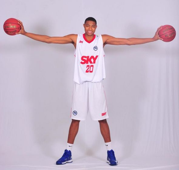 Bruno Caboclo - incomplete Scouting Report