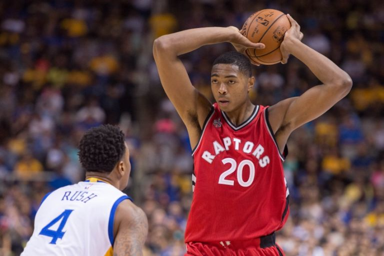 Brandon-rush-nba-preseason-toronto-raptors-golden-state-warriors-768x0