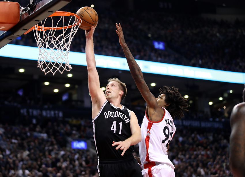 Raptors blow out the Nets 116-104