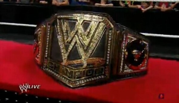 WWE Heavyweight Title
