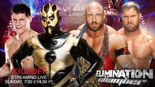 Cody and Goldust vs. Rybaxel
