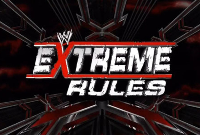 Photo: WWE Extreme Rules 2014 PPV Poster Revealed - Daily DDT - A