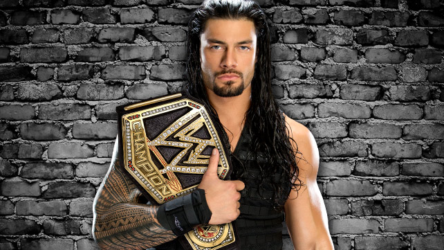Roman Reigns is on a path to not only be champion but the top guy in ...