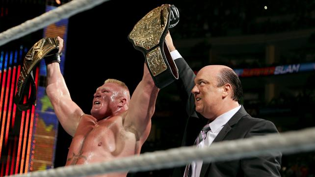 The WWE Morning Paper: Brock Lesnar, Bully Ray, CM Punk