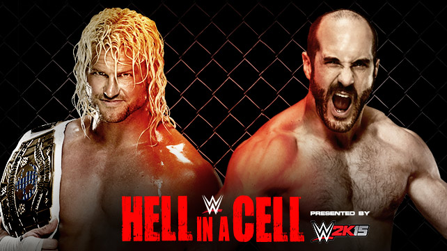 Wwe hell in a cell predictions dolph ziggler vs cesaro for the