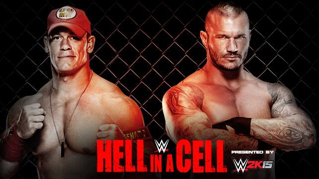 WWE Hell in a Cell Predictions  John Cena vs  Randy Orton  Hell in a    Wwe John Cena And Randy Orton