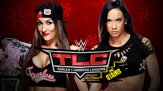 WWE TLC Predictions: Nikki Bella vs. AJ Lee for the Divas Championship