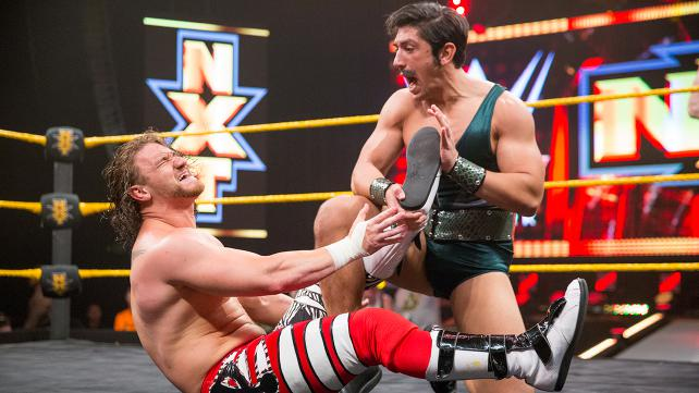WWE NXT Review: Final Build to TakeOver: R Evolution - Page 3