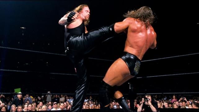 Undertaker vs. Triple H: WWE WrestleMania X7 Rewind