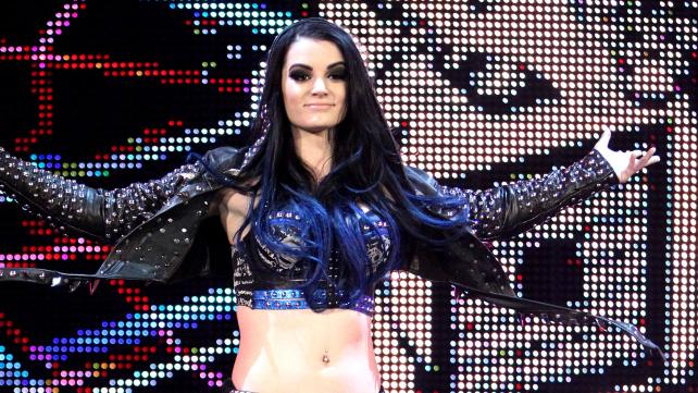 Paige Crosses the Line with Charlotte on WWE Raw