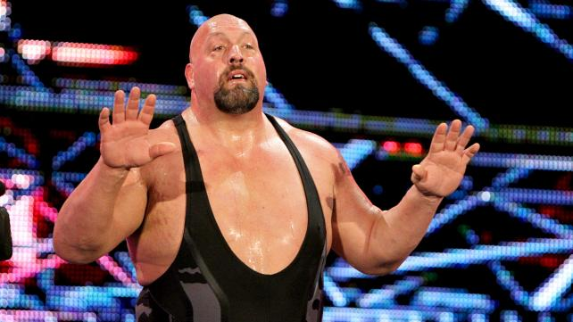 """Big Show Says He's Been Booked """"Horribly"""""""