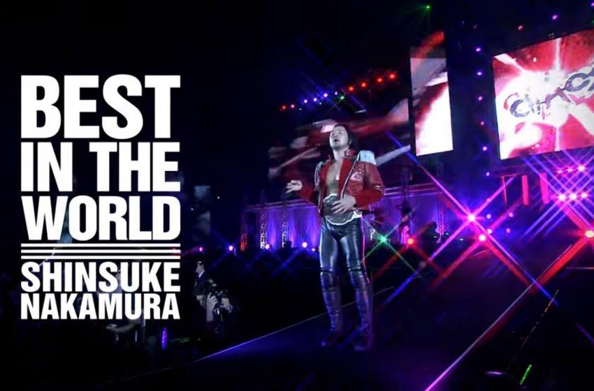 Shinsuke Nakamura Officially Signs With WWE