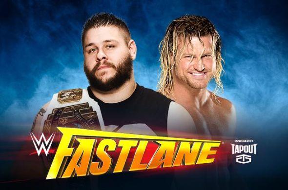 WWE FastLane 2016 Online