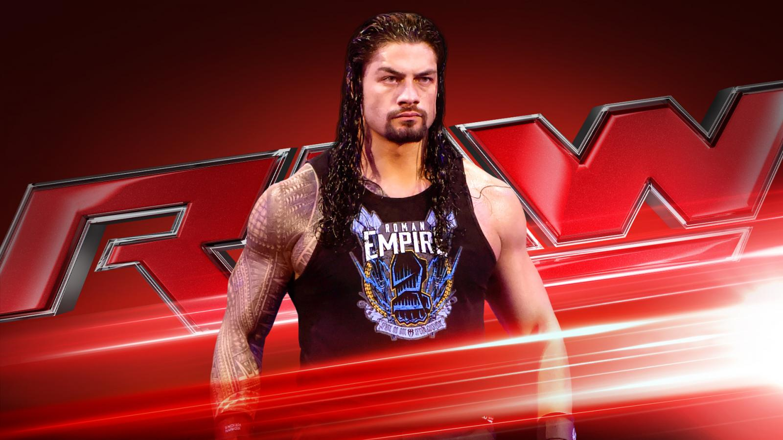 Wwe raw fantasy booking for mar 21 - Monday night raw images ...