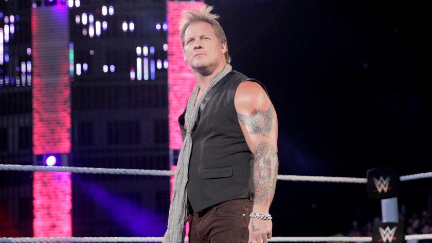 Chris Jericho pode ter grande papel na WrestleMania 33 ...